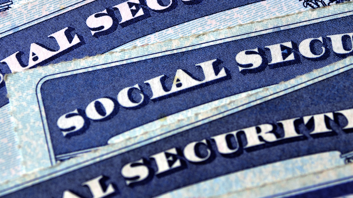 Social Security cards