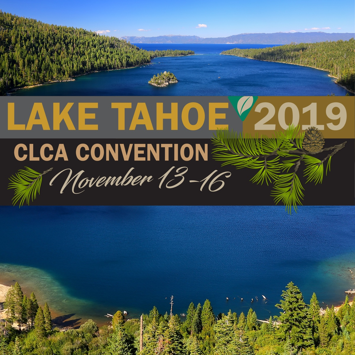 CLCA's 2019 Annual Convention will be held in Lake Tahoe November 12-16