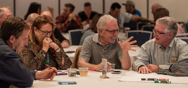 Listening Lab at CLCA's 2019 Annual Convention