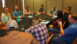 Leadership in action: Small groups with big ideas