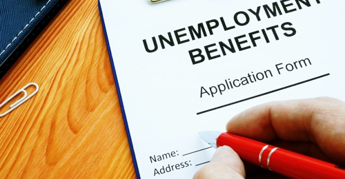 Application for unemployment insurance