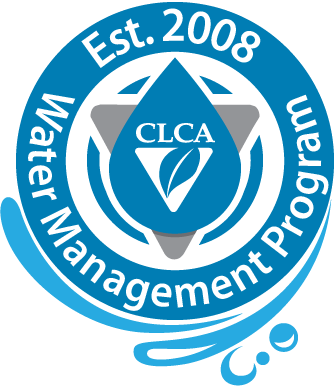 logo of the CLCA Certified Water Management program