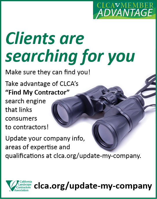 Contractor Search is the December 2021 member benefit of the month