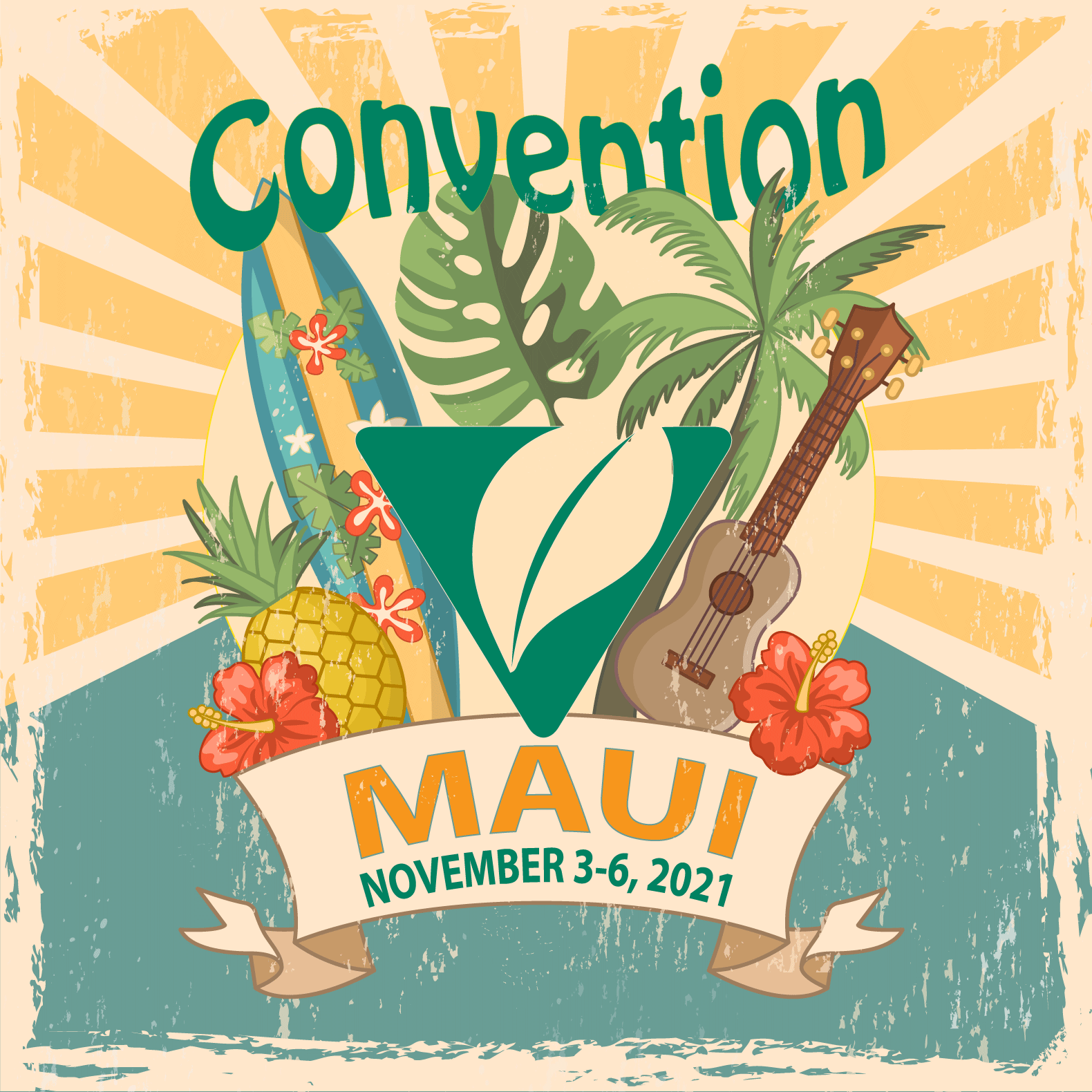 Join CLCA in Hawaii for the 2021 Annual Convention